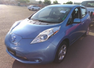 Upgraded 2013 Nissan Leaf SV: Enough Range to Drive to Seattle on a Single Charge