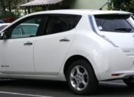 At 250 miles range, this 2013 Nissan Leaf will deliver you and everything you get in with-except your range anxiety.